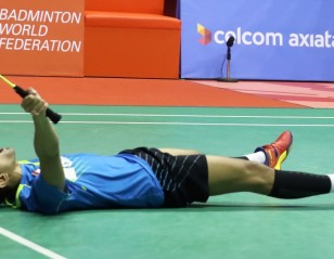 Indonesians Pull Off Heist – Finals: Perodua Malaysia Masters 2018