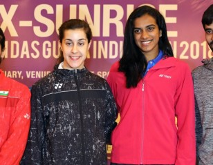 Nehwal, Kidambi Raring to Go – Yonex-Sunrise India Open 2018 Preview