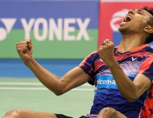 Zulkarnain Shock for Kidambi – Day 3: Yonex-Sunrise India Open 2018