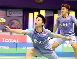 'Minions' Motor On – Day 5: Yonex-Sunrise India Open 2018