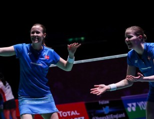 Second Time Around – Semi-Finals: YONEX All England Open 2018