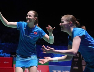 Early Season Boost for Danes – HSBC BWF World Tour Update