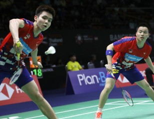 Endo/Watanabe Prevail in Thriller – Day 3: TOYOTA Thailand Open 2018
