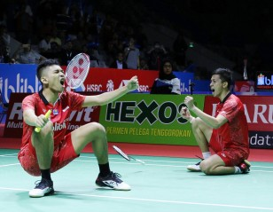 Ice-Cool Conquerors! – Day 4: BLIBLI Indonesia Open 2018
