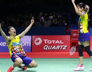 Back in the 'Mix'! – Semi-Finals: BLIBLI Indonesia Open 2018