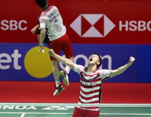 National Heroes! – Doubles Finals: BLIBLI Indonesia Open 2018
