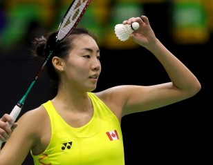 Michelle Li Makes History for Pan Am