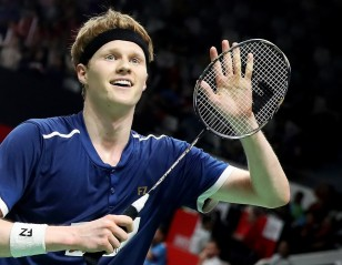 Antonsen Has His Revenge – Indonesia Masters