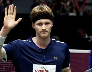 Antonsen – New Kid on the Block
