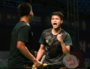 Impressive Start by Angga/Ricky – India Open: Day 1
