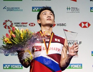 Momota Back to Winning Ways – German Open: Review