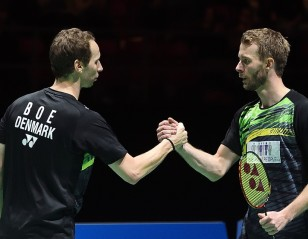 Boe, Mogensen Look Forward to New Innings