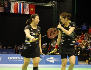 Korean Women Prevail in Marathon - NZ Open: Day 5