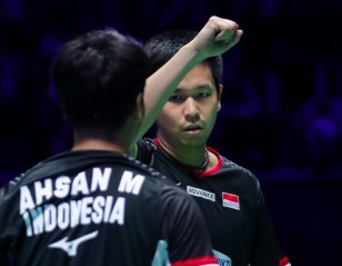 Ahsan/Hendra in Pole Position – HSBC Race to Guangzhou Rankings