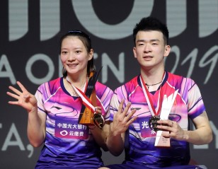 Zheng/Huang Simply The Best – Indonesia Open: Day 6