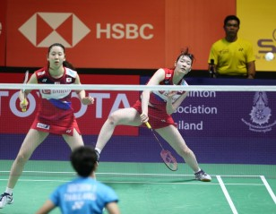 Top Seeds Taken To Task - Thailand Open: Day 1