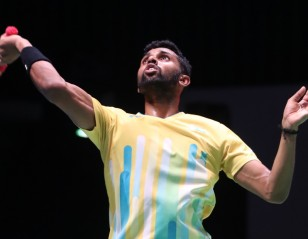 Prannoy Upbeat On Road to Recovery