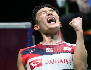Momota Leads Fightback – Japan Open: Day 4