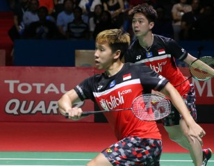 'Daddies' To Take On 'Minions' – Indonesia Open: Day 5