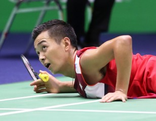 Kenta and Kanta's Chance to Shine in Kento's Absence – Thailand Open: Day 2