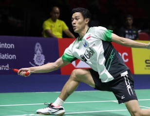 Lin Dan is My Idol Says Rhustavito – Thailand Open: Day 3