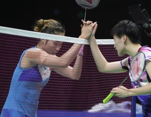 Chen Dashes Thailand's Hopes - Thailand Open: Finals