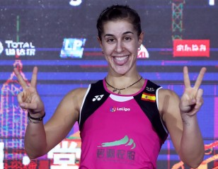 Marin's Sensational Comeback is Complete – China Open: Finals