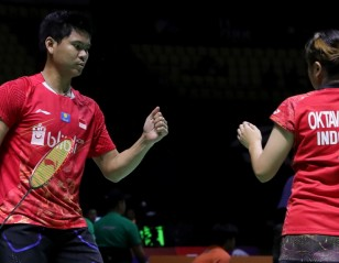 Close Win for Jordan/Oktavianti – Korea Open 2019: Day 1
