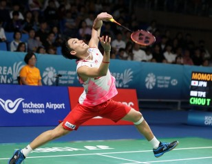 HSBC Race To Guangzhou – Men's Singles