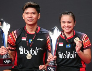 'Yes, We Did It' – Denmark Open: Finals