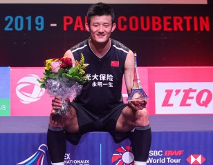 History for Chen in Paris – French Open: Finals