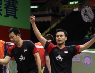 'Daddies' in Season's Tenth Final – Hong Kong Open: Semifinals