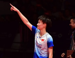 Seventh Final, Seventh Title for Chen – World Tour Finals: Day 5