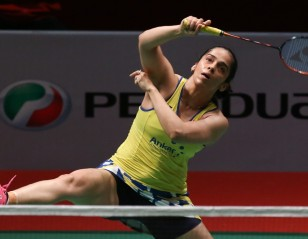 Glimmer of Light for Nehwal in Defeat of An Se Young
