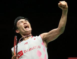 Momota, Marin Headline Badminton's Return