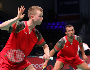 Denmark Open: Astrup and Rasmussen Survive First Test