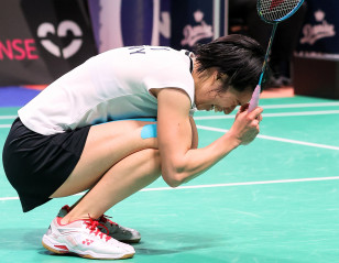Denmark Open: Yvonne Li in Semifinals