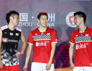 On This Day: Quartet Create a Fuzhou China Open First