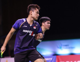YONEX Thailand Open: Plucky Duo Vault into Semifinals