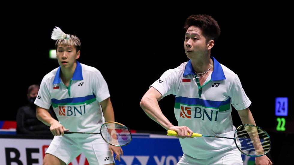 đội tuyển cầu lông Indonesia bị buộc phải rút lui khỏi giải cầu lông YONEX ALL ENGLAND OPEN 2021