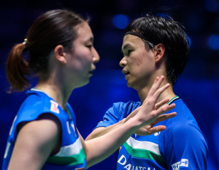 All England: Record Double Awaits Watanabe